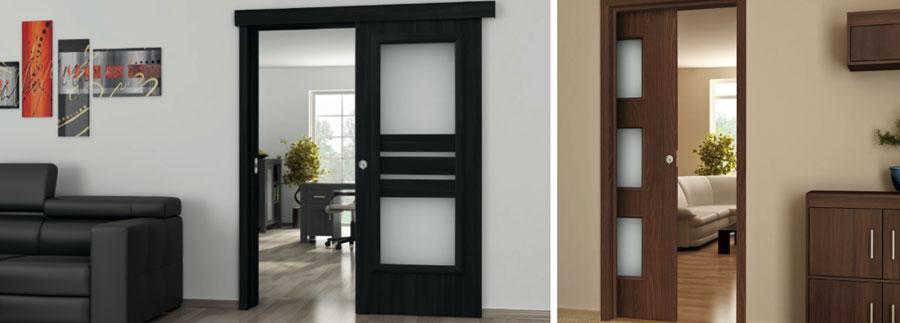Doukřídlé dveře