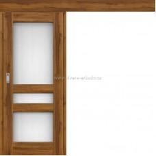 Posuvné dveře na stěnu NEMÉZIE