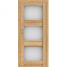 Posuvné dveře do pouzdra LEVANDULE