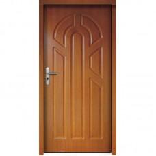 Venkovní vchodové dveře P2