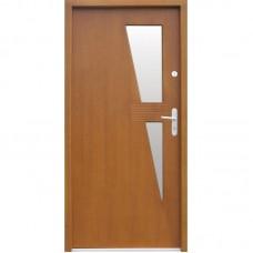 Venkovní vchodové dveře P10