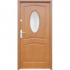Venkovní vchodové dveře P23