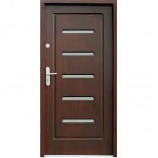 Venkovní vchodové dveře P25