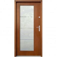 Venkovní vchodové dveře P27