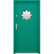 Venkovní vchodové dveře P32