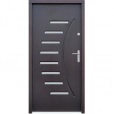 Venkovní vchodové dveře P40