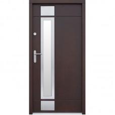 Venkovní vchodové dveře P42