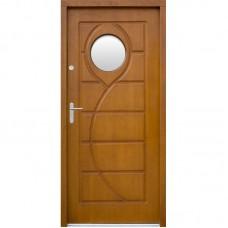 Venkovní vchodové dveře P51