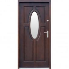 Venkovní vchodové dveře P52