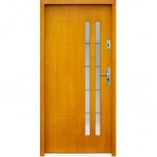Venkovní vchodové dveře P82