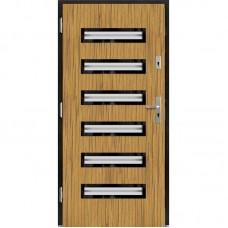 Venkovní vchodové dveře P86