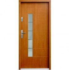 Venkovní vchodové dveře P119